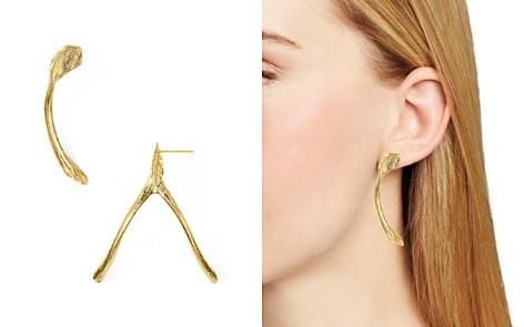 Alexandra Koumba Wishbone Drop Earrings - Bloomingdale's_2