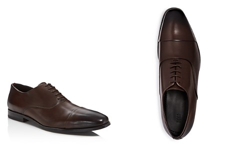BOSS Men's Highline Cap Toe Oxfords - 100% Exclusive - Bloomingdale's_2