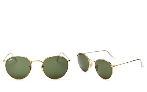 Ray-Ban Unisex Round Sunglasses, 53mm - Bloomingdale's_2