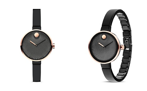 Movado Edge Bangle Watch, 28mm - Bloomingdale's_2