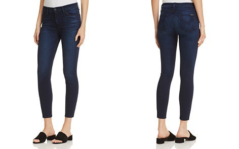 Hudson Barbara Ankle Jeans in Recruit - 100% Exclusive - Bloomingdale's_2