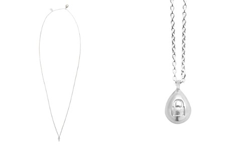 "ByThiel Lock and Key Chain Necklace, 29"" - Bloomingdale's_2"
