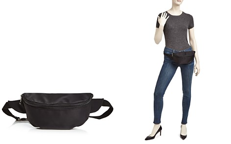 Street Level Nylon Belt Bag - Bloomingdale's_2