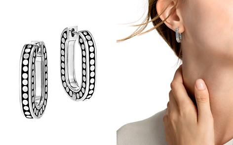 John Hardy Sterling Silver Dot Small Link Earrings - Bloomingdale's_2