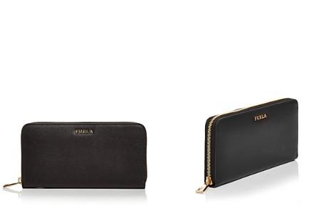 Furla Babylon Zip Around Extra Large Leather Wallet - Bloomingdale's_2