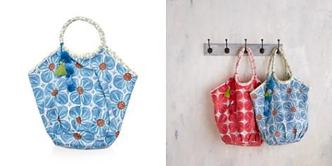 John Robshaw Lita Floral Print Beach Bag - Bloomingdale's_2
