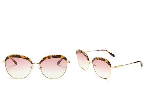Sonix Birdie Round Sunglasses, 60mm - Bloomingdale's_2