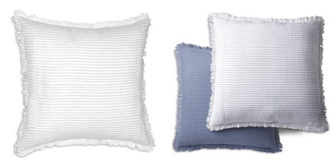 """Sparrow & Wren Woven Striped Euro Decorative Pillow, 26"""" x 26"""" - 100% Exclusive - Bloomingdale's Registry_2"""