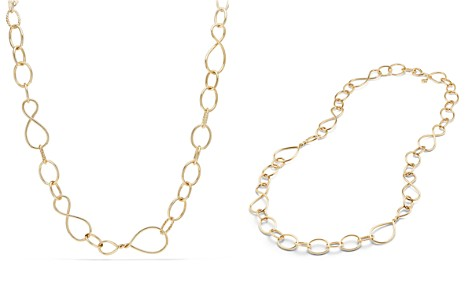 David Yurman Continuance Large Chain Necklace in 18K Yellow Gold - Bloomingdale's_2