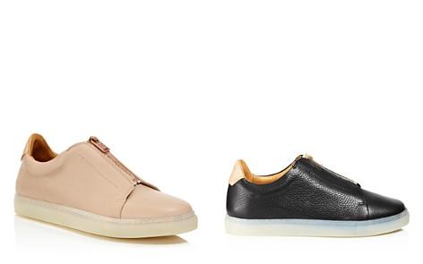 Pairs in Paris Milton Zip Sneakers - 100% Exclusive - Bloomingdale's_2