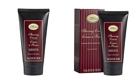 The Art of Shaving Tube Shaving Cream With Sandalwood Essential Oil - Bloomingdale's_2