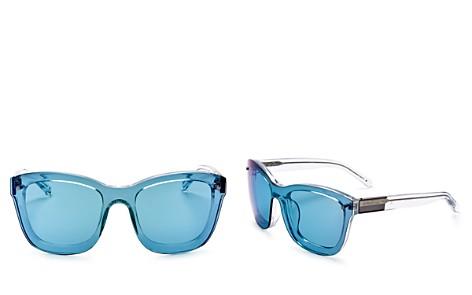 3.1 Phillip Lim Women's Cat Eye Sunglasses, 52mm - Bloomingdale's_2