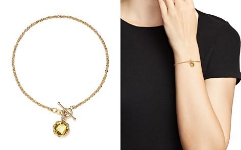 Lemon Citrine Bracelet in 14K Yellow Gold - 100% Exclusive - Bloomingdale's_2