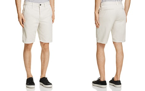 rag & bone Standard Issue Chino Shorts in Stone - Bloomingdale's_2