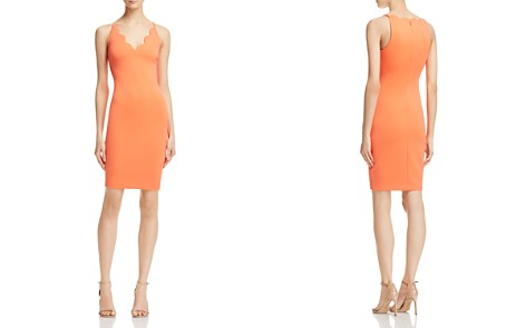 GUESS Salina Scuba Dress - Bloomingdale's_2