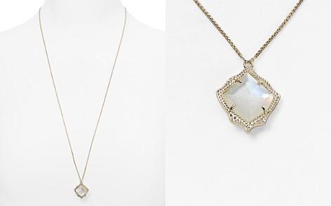 "Kendra Scott Kacey Pendant Necklace, 28"" - Bloomingdale's_2"