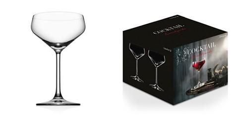 Orrefors Avantgarde Coupe Glass, Set of 4 - Bloomingdale's Registry_2
