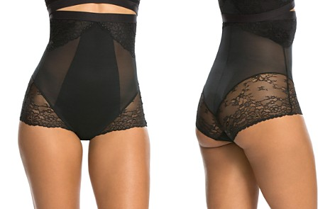 SPANX® Spotlight on Lace High-Waisted Briefs - Bloomingdale's_2
