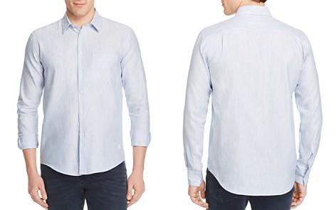 Vilebrequin Stripe Linen Regular Fit Button-Down Shirt - Bloomingdale's_2