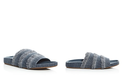 Joie Jaden Denim Pool Slide Sandals - Bloomingdale's_2