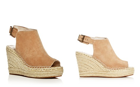 Kenneth Cole Olivia Suede Espadrille Wedge Platform Sandals - Bloomingdale's_2