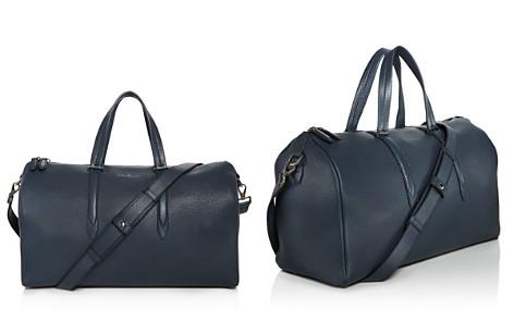 Salvatore Ferragamo Firenze Tumbled Calfskin 24-Hour Bag - Bloomingdale's_2