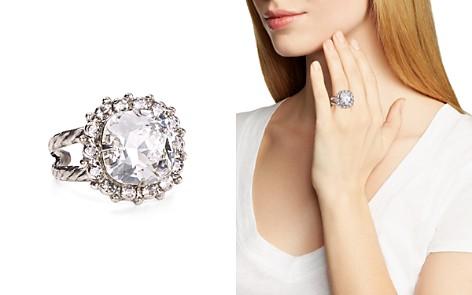 Sorrelli Swarovski Crystal Cocktail Ring - Bloomingdale's_2