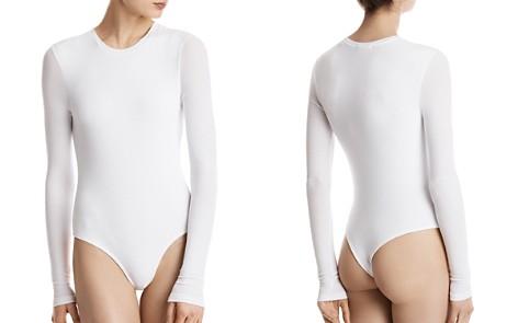 ATM Anthony Thomas Melillo Long-Sleeve Bodysuit - Bloomingdale's_2