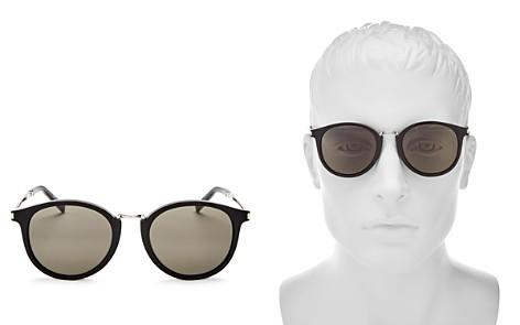 Saint Laurent Men's Classic Sunglasses, 51mm - Bloomingdale's_2