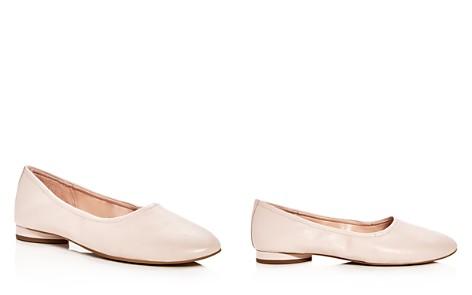 Avec Les Filles Myrina Leather Ballet Flats - Bloomingdale's_2