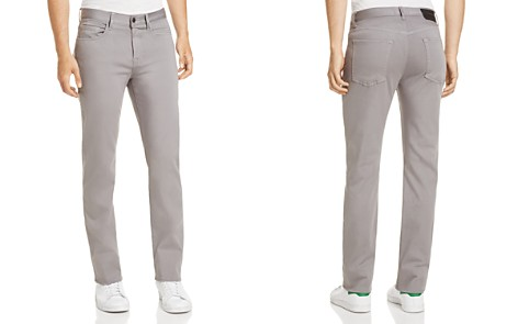 7 For All Mankind Slimmy Luxe Sport Super Slim Fit Jeans - Bloomingdale's_2