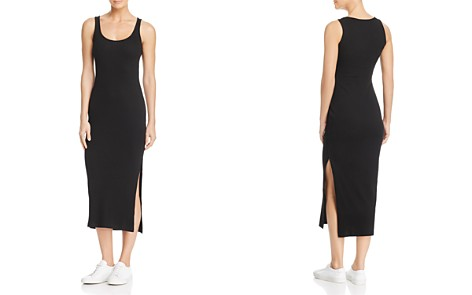 FRENCH CONNECTION Tommy Ribbed Midi Dress - Bloomingdale's_2