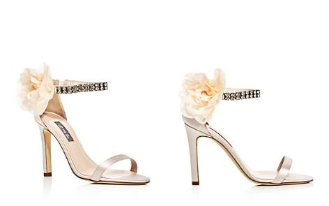 SJP by Sarah Jessica Parker Leila Embellished Satin High-Heel Sandals - 100% Exclusive - Bloomingdale's_2
