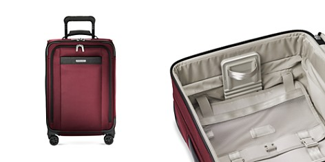 Briggs & Riley Transcend VX Tall Carry On Expandable Spinner - Bloomingdale's Registry_2