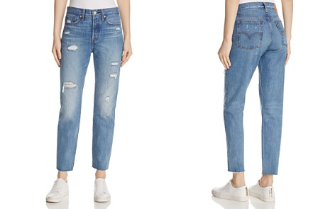 Levi's Wedgie Icon Fit Jeans in Partner in Crime - Bloomingdale's_2