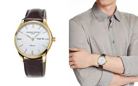Frederique Constant Classic Quartz Watch, 40mm - Bloomingdale's_2