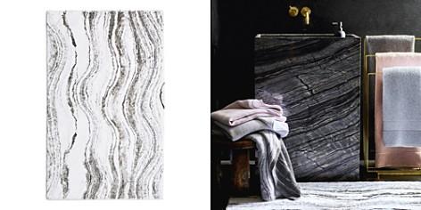 Oake Viscose Bath Rug - 100% Exclusive - Bloomingdale's_2