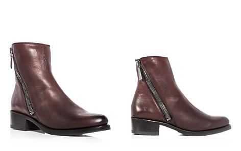 Frye Women's Demi Leather Block Heel Booties - Bloomingdale's_2