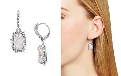 Alexis Bittar Crystal Leverback Drop Earrings - Bloomingdale's_2