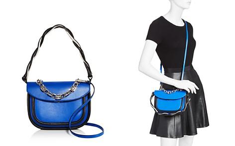 Marni Royal Blue Shoulder Bag - Bloomingdale's_2