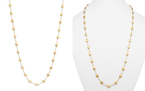 """Marco Bicego 18K Yellow Gold Sviglia Necklace, 36"""" - Bloomingdale's_2"""