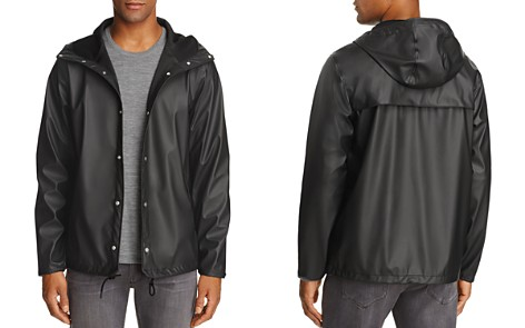 Herschel Supply Co. Coach Hooded Rain Jacket - Bloomingdale's_2