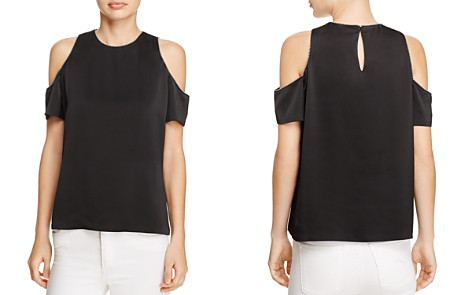 Cooper & Ella Emmy Cold-Shoulder Top - Bloomingdale's_2