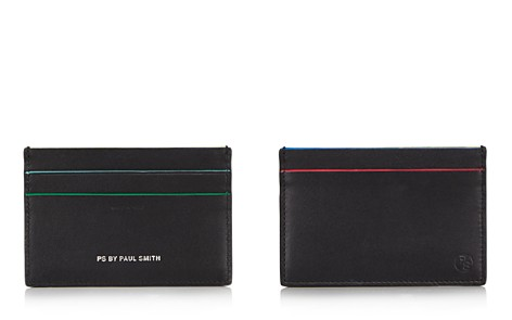 Paul Smith Accent Slot Card Case - Bloomingdale's_2