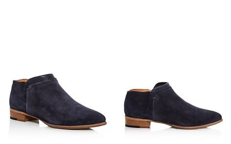 Alberto Fermani Women's Serafina Suede Pointed Toe Booties - Bloomingdale's_2