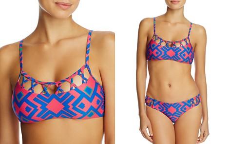 Red Carter Strappy Bralette Bikini Top - 100% Exclusive - Bloomingdale's_2