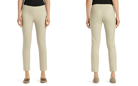 Lafayette 148 New York Stanton Stretch Wool Ankle Pants - Bloomingdale's_2