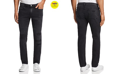FRAME L'Homme Skinny Fit Jeans in Buxton - Bloomingdale's_2