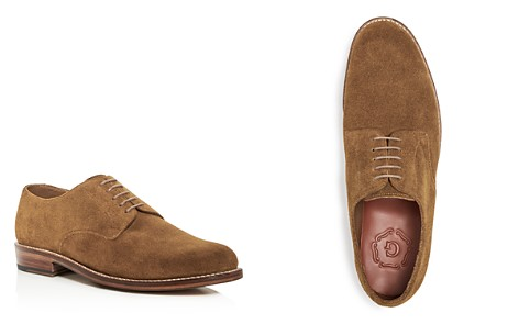 Greyson Men's Curtis Suede Oxfords - Bloomingdale's_2