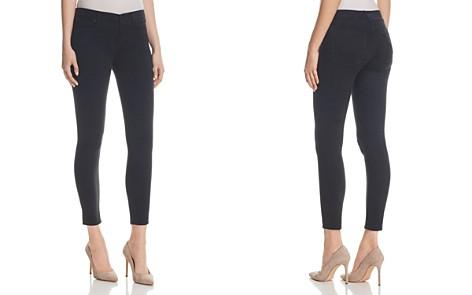 Hudson Nico Super-Skinny Jeans in Dark Beetle - Bloomingdale's_2